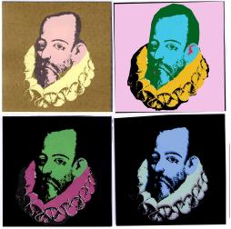 Cervantes POP